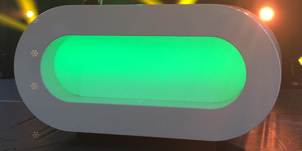 DJ Meubel met LED verlichting